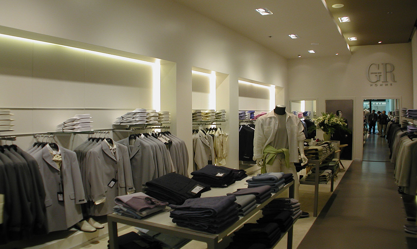 Magasin Georges Rech