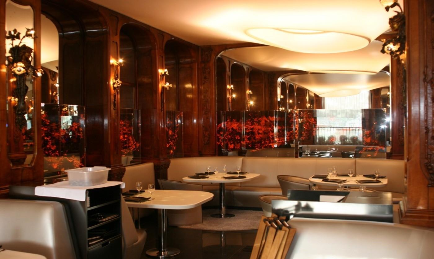 Restaurant Lucas Carton 2/2 - Place de la Madeleine - Paris